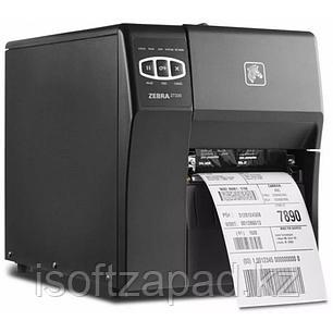 Термотрансферный принтер этикеток Zebra ZT220, фото 2