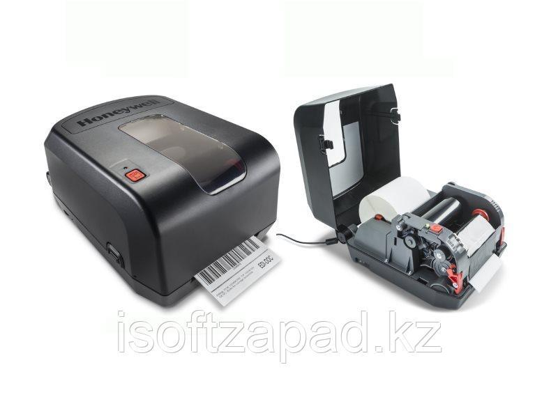 Термотрансферный принтер Honeywell PC42t Plus, USB\RS232