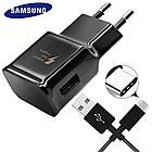 Сетевой адаптер питания SamsungTravel Adapter Type-C (черный)