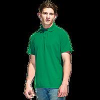 Базовая рубашка поло , StanPremier, 04, Зелёный (30), 5XL/60-62