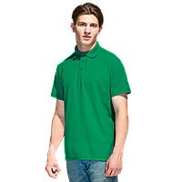 Базовая рубашка поло , StanPremier, 04, Зелёный (30), 4XL/58