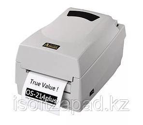 Термотрансферный принтер этикеток Argox OS-214 Plus, фото 2