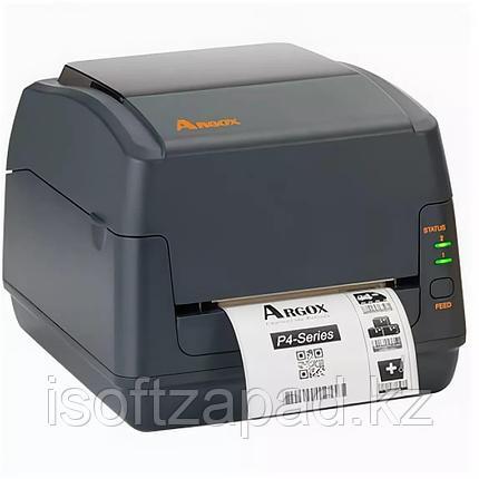 Термотрансферный принтер этикеток ARGOX P4-250, фото 2