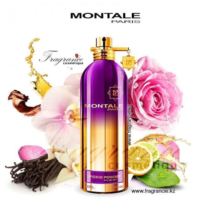 Парфюм Montale 2018 Orchid Powder 100ml (Оригинал - Франция)