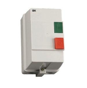 Контактор  КМИ-23260 32А 380В  IP54 (2вел в корпусе) IEK