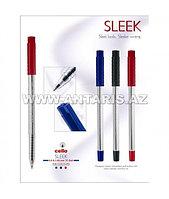 Шариковая ручка Cello Sleek Цвет чернил-синий.