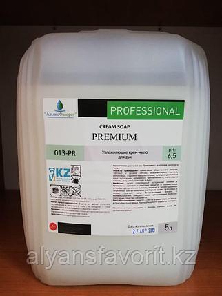 Premium - жидкое крем мыло  для рук. 5 литров.РК, фото 2