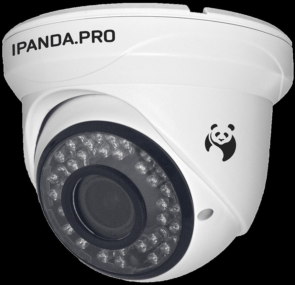 Внутренняя купольная камера iPanda iDOME 1080.vf