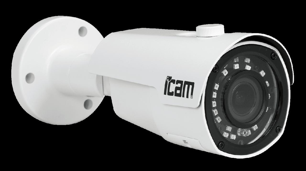 Цилиндрическая IP камера iPanda iCAM ZFB1A 2 Мп