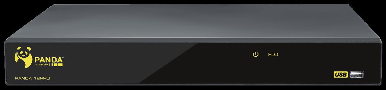 Гибридный видеорегистратор Panda 16.pro ver.2