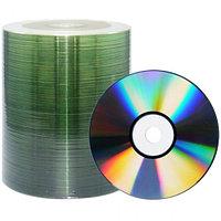 Оптический диск DVD плюс R 9.4 Гб Ritek 8-ск двусторонний