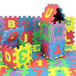 Напольные коврики детские