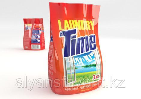 Стиральный порошок LAUNDRY TIME 3 кг., фото 2