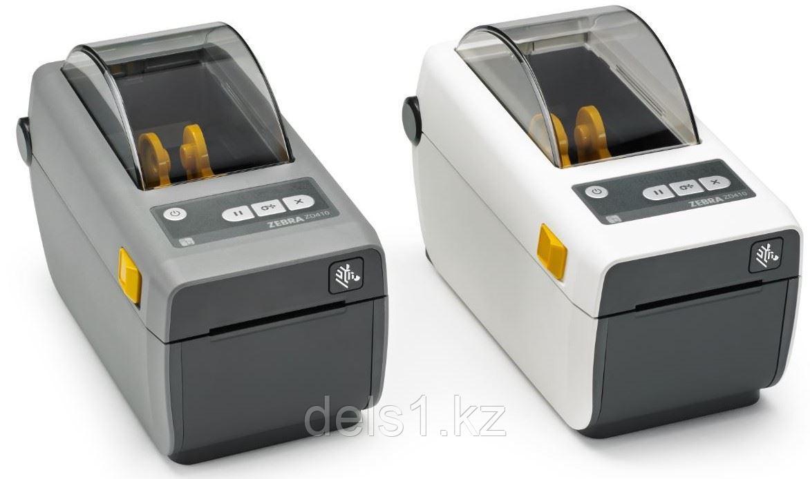 Принтер этикеток Zebra ZD410 для термопечати