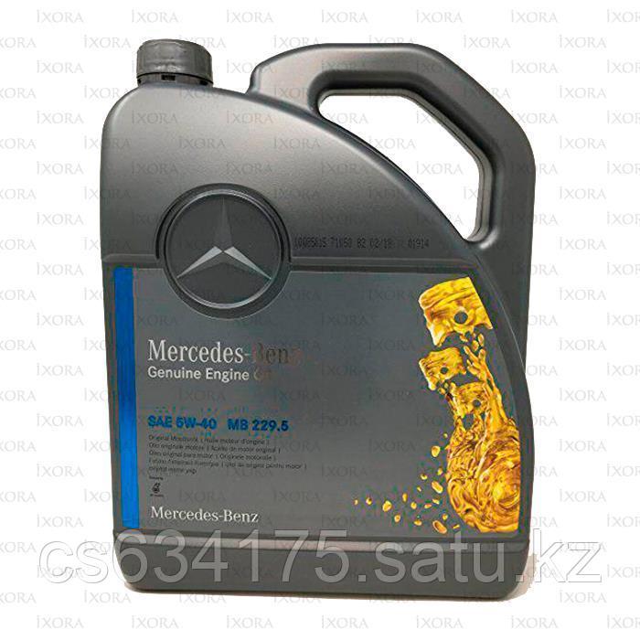 Масло Моторное MB 229.5 5л. MB