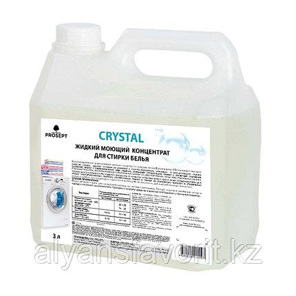 Crystal - жидкий стиральный порошок для стирки белья. 3 литра. РФ, фото 2