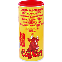 CALNORT Бульон говяжий 1000г, Халал, Не содержит глютен