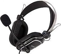 Наушники+микрофон A4tech HS-50