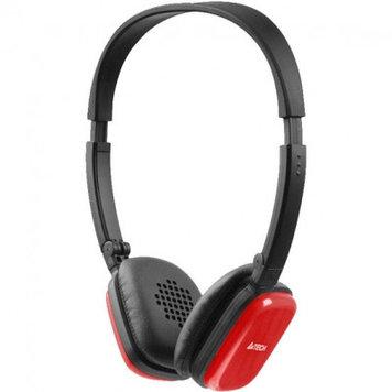 Наушники+микрофон беспроводные A4tech RH200-4