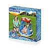 Игровой детский надувной  бассейн «Конфетный город» Bestway 52270 (91cm x 91cm x 89cm), фото 2
