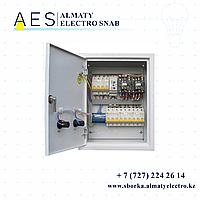Сборка щита АВР (ЩАП). Производство электрощитового оборудования