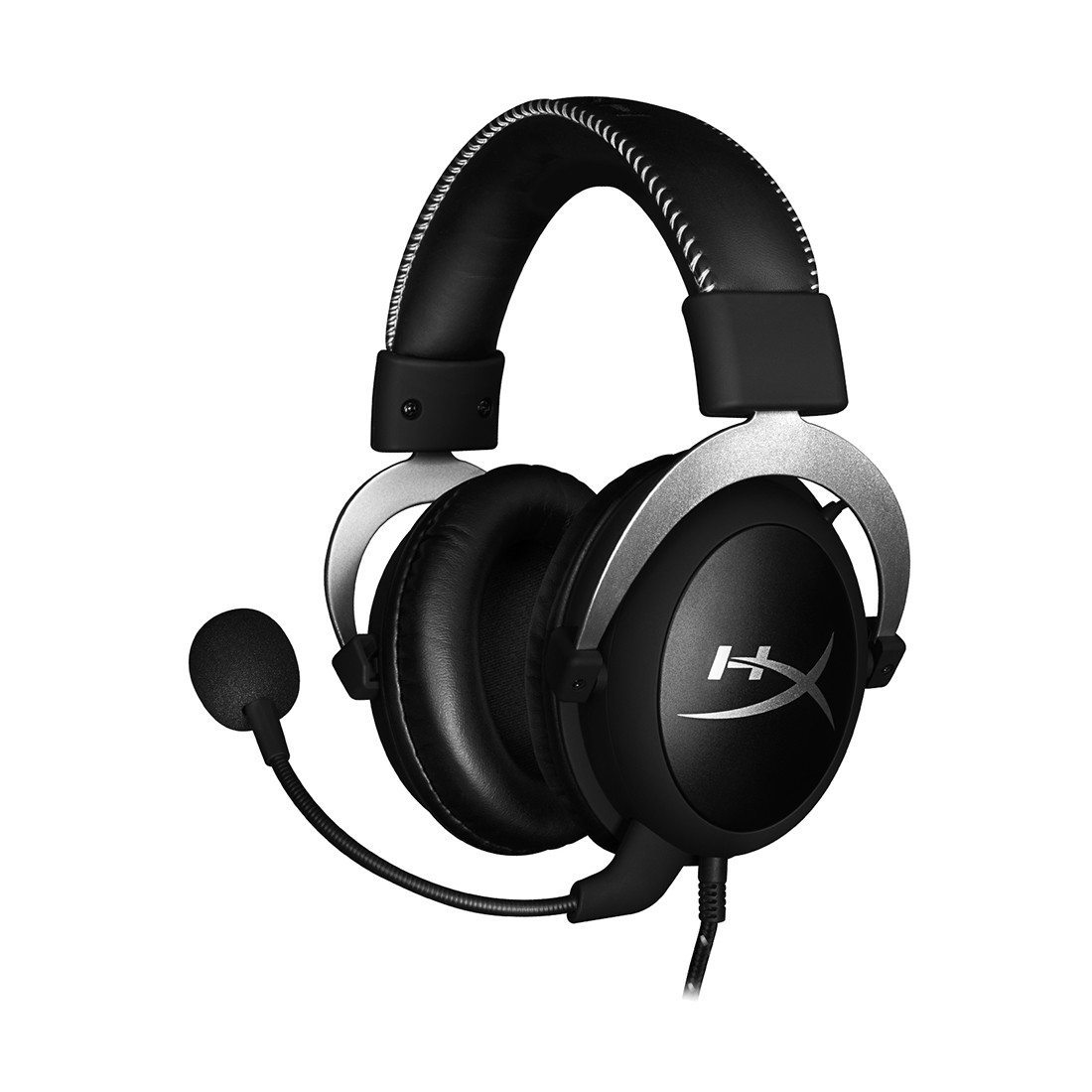 Наушники HyperX Cloud Gaming Headset - Silver HX-HSCL-SR/NA