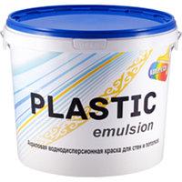 Краска водоэмульсионная Plastic emulsion 25 кг
