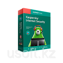 Антивирус Kaspersky Internet Security 2019 (2 ПК / 1 год)