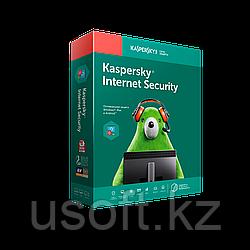 Антивирус Kaspersky Internet Security 2021 (2 ПК / 1 год)