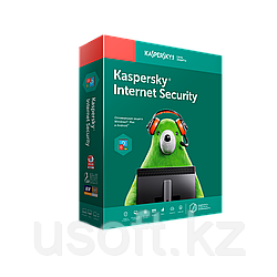 Антивирус Kaspersky Internet Security 2021 (2 ПК / 1 год)