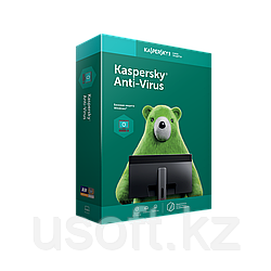 Антивирус Касперского 2021 / Kaspersky Anti-Virus 2021 (2 ПК / 1 год)