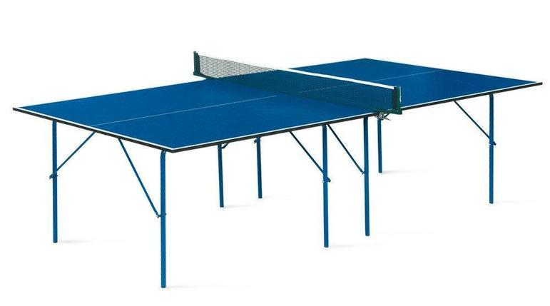 Теннисный стол Start Line HOBBY (сетка в подарок), фото 2