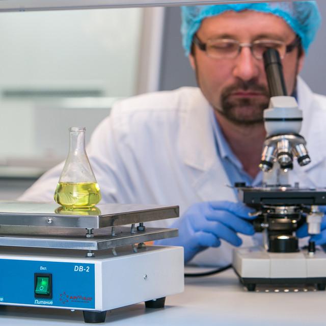 Микроскоп для биохимических исследований Армед XSP-104 10