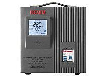 Стабилизатор напряжения электронный (релейный) 8 кВт - Ресанта ACH-8000/1-Ц