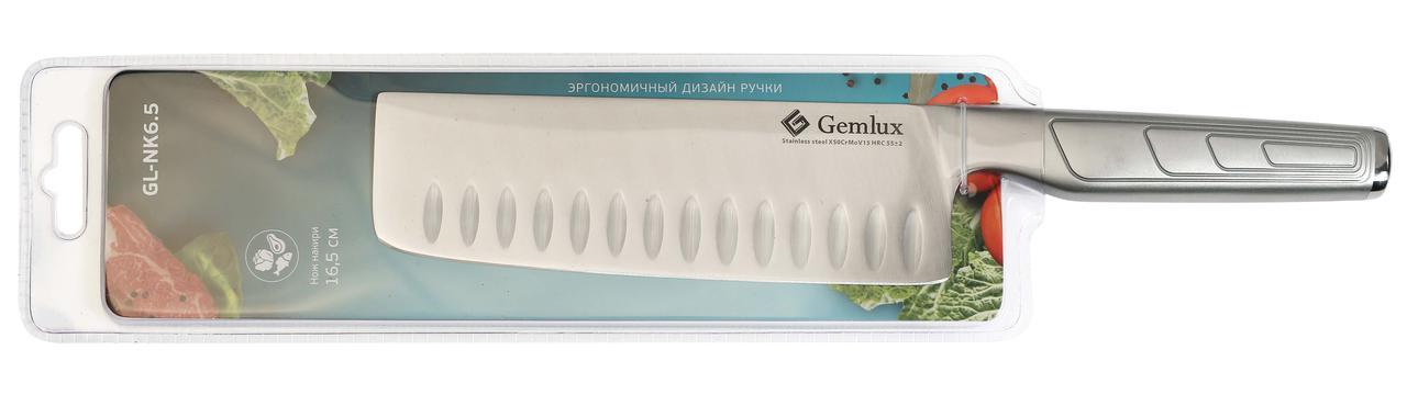 Нож накири GEMLUX GL-NK6.5