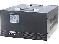 Стабилизатор напряжения электромеханический 8 кВт Ресанта АСН-8000/1-ЭМ, фото 1