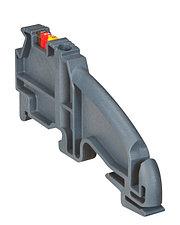 L037512 Фиксатор концевой шаг 10 мм