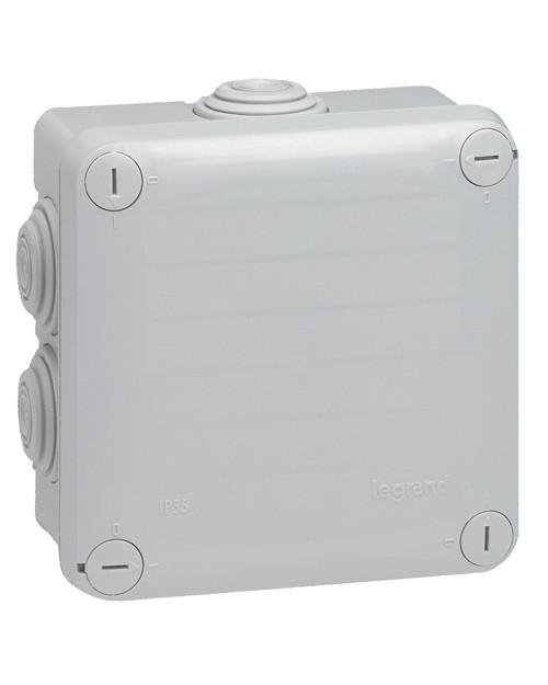 Коробка Plexo 105х105х55мм IP55 (092022)
