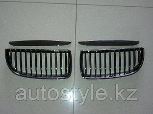 Решетка BMW E90 (Black Chrome)