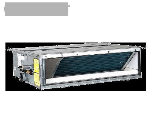 Кондиционер канальный GREE-48 R410A: GU140PHS/A1-K/GU140W/A1-M (без соединительной инсталляции)
