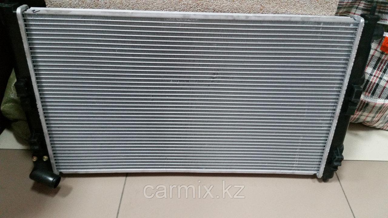 Радиатор охлаждения двигателя Lancer 10, Outlander XL, LUZAR