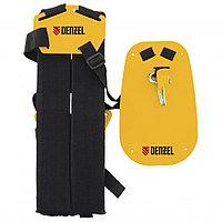Ремень ранцевый с защитой бедра для бензиновых триммеров// Denzel, 96367