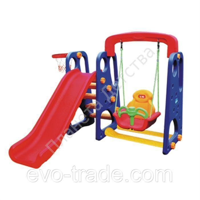 Детский игровой комплекс 05010