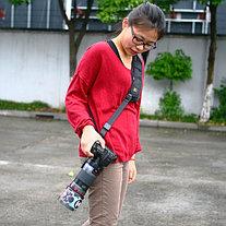 Ремень для фотоаппаратов Nikon Canon и Sony, фото 3