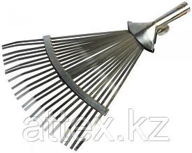 Грабли GRINDA веерные регулируемые, 22 плоских зубца, 320 -420 мм 8-421875_z01