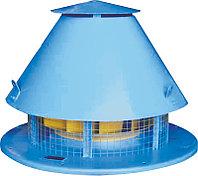 Вентилятор крышной радиальный ВКР - 5 с эл.дв. 0,75х1000 об/мин | 6500 м3/час, фото 1