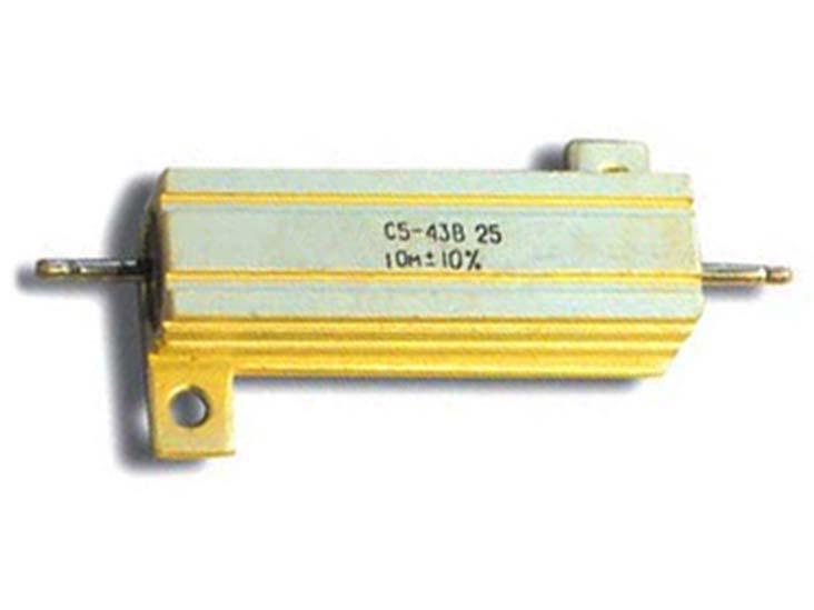 Резисторы С5-43В
