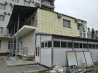 Теплоизоляция гостиницы. Утепление стен., фото 1