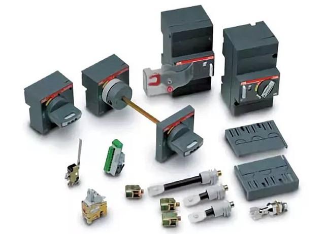 Аксессуары для автоматических выключателей