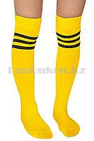 Футбольные гетры (жёлтые)